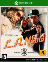 Фотография Игра XBOX ONE L.A.Noire [=city]