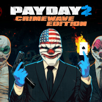 Фотография Игра XBOX ONE Payday 2 Crimewave Edition [=city]