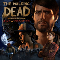 Фотография Игра XBOX ONE The Walking Dead: A new frontier [=city]