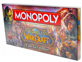 Фотография Монополия World of Warcraft Collector's Edition (англ.) [=city]