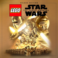Фотография Игра XBOX ONE Lego StarWars The Force Awakens Deluxe Edition [=city]