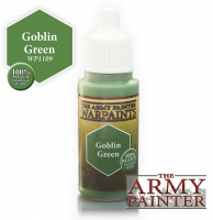Фотография The Army Painter: Краска Goblin Green (WP1109) [=city]