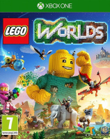 Фотография Игра XBOX ONE Lego Worlds [=city]