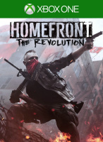 Фотография Игра XBOX ONE Homefront: The Revolution [=city]