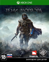 Фотография Игра XBOX ONE Средиземье Тени Мордора (Middle-earth Shadow of Mordor) [=city]