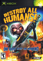 Фотография Игра XBOX ONE Destroy all humans [=city]