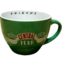 Фотография 3D кружка Друзья (Friends - Central Perk Green) [=city]